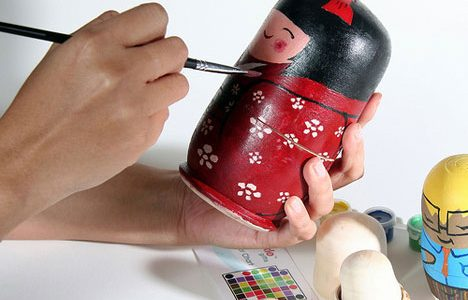 Russian Nesting Dolls Painting Tips That You'll Be Excited To Try